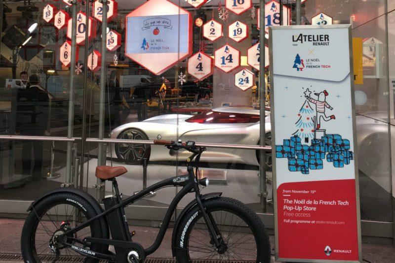 Gorille cycles participe au Noël de la French tech ! Gorille Cycles