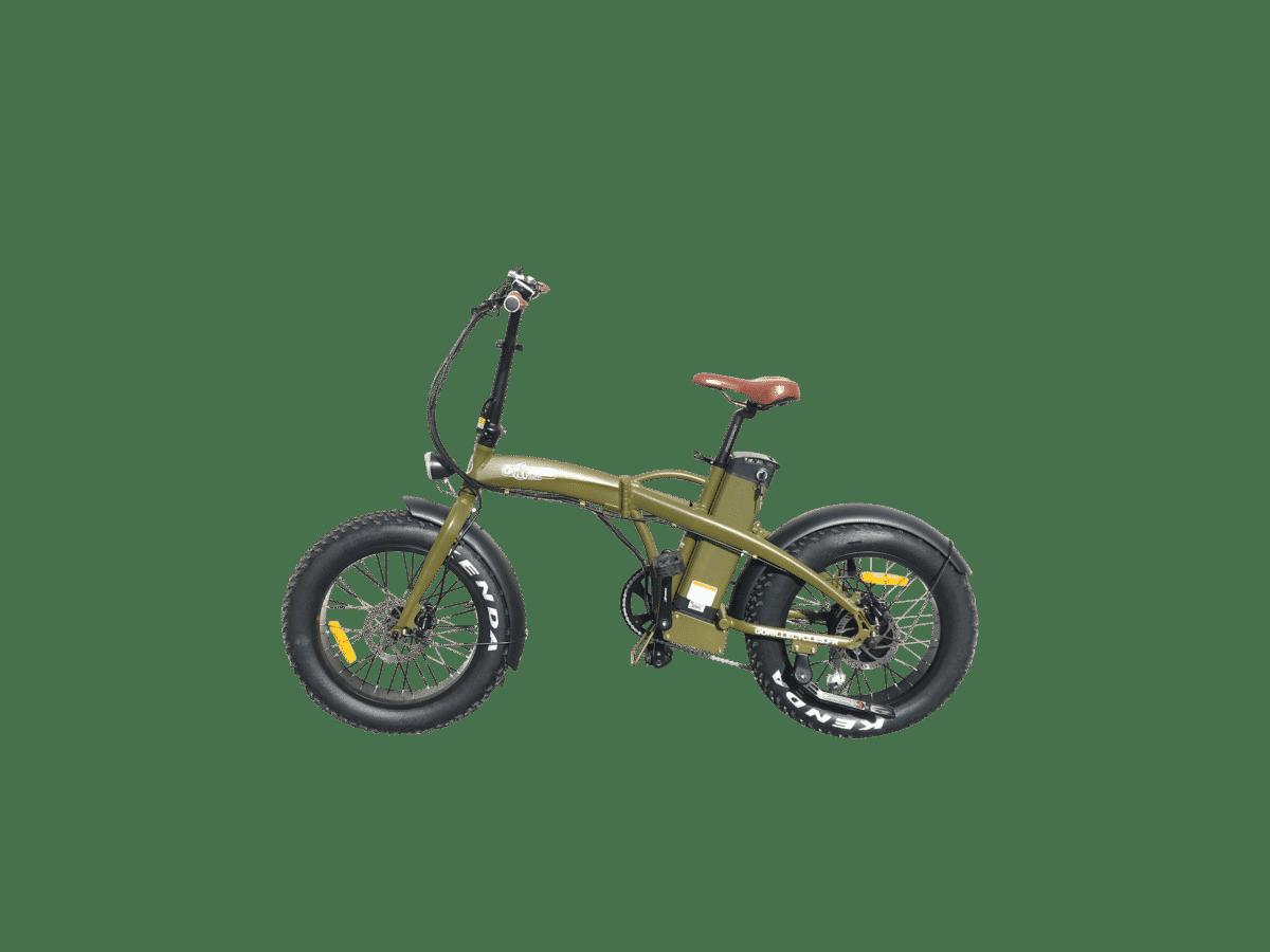 meilleurs fat bike électriques gorille
