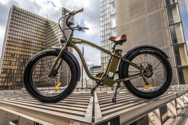 Les meilleurs fat bikes électriques Gorille Gorille Cycles