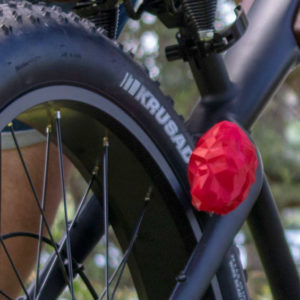 3D printed Gorilla Rear light Gorille Cycles