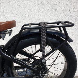 Retro Gorille rear cargo rack ! Gorille Cycles