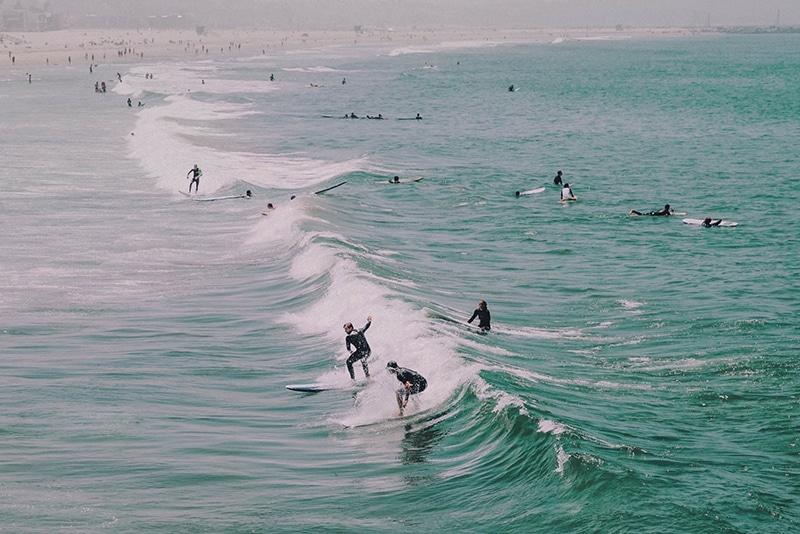 Les meilleurs compétitions de Surf au monde Gorille Cycles
