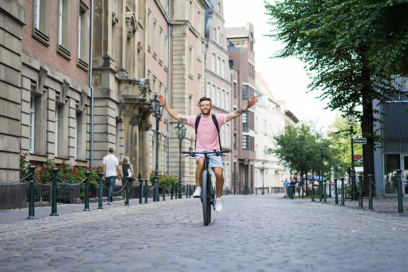 Parcourir l'Europe en vélo électrique Gorille Cycles